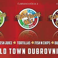 TakeAwayDubrovnik