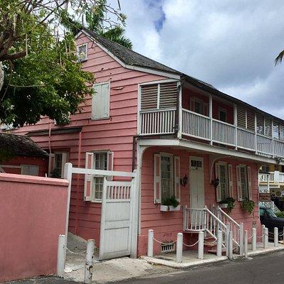 Balcony House on Market Street.