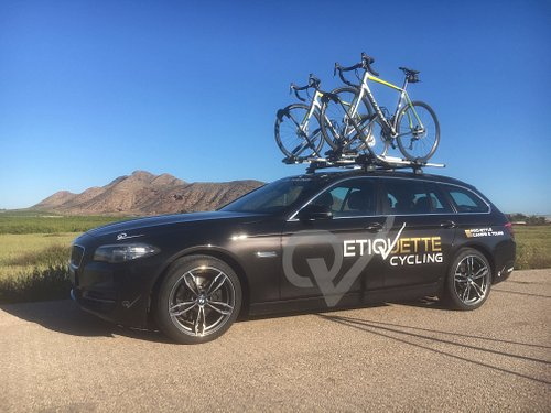 Pro-Style Support. Pro-style Camps & Tours.  Di2 Bike Hire Murcia.