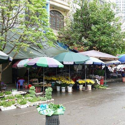 Ha Long Market (ハロン市場/ホンガイ市場)