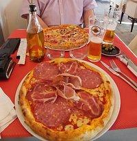 Pizza 4 Jambons