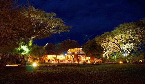 Tawi Lodge, Amboseli