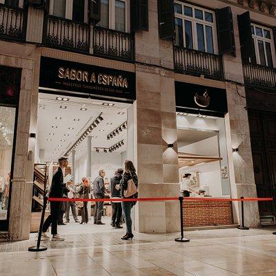 Sabor a España aterriza en calle Larios