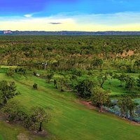 Jabiru Golf Club in the heart of Kakadu National Park, Picturesque views, Friendly atmosphere. Meals Thursday, Friday and Saturday nights.