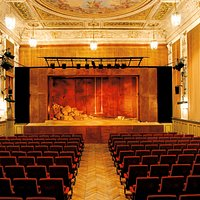 Auditorium Vienna's English Theatre