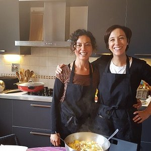 Ciao! We are waiting for cooking also with you!  We will teach you how to prepare an amazing Italian meal for your family and your friends! Contact us!