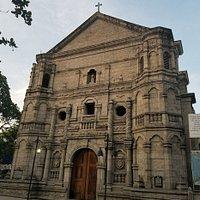 Malate Church.
