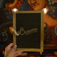 Carta de Burana y Mural de Jorge Molina ( 4 por 5 mts)