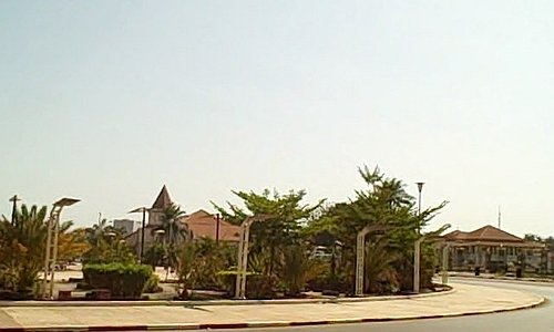 Praca 24 de Septembro in Bissau