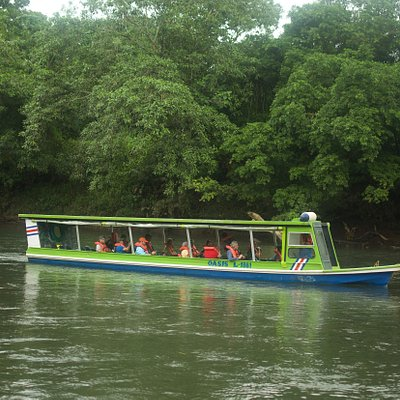 tour on the Sarapiqui River