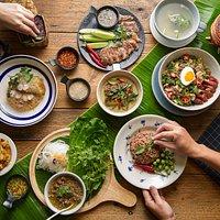 Traditional Thai Homemade Cuisine