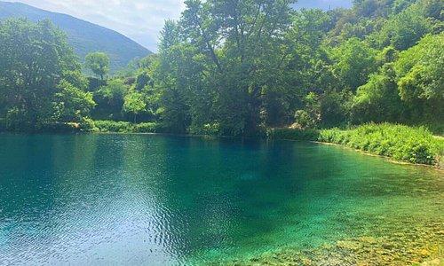 Λίμνη Πηγών Λούρου Ποταμού
