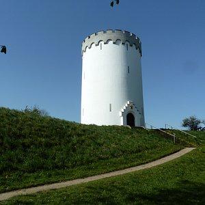 Det Hvide Vandtårn i Fredericia