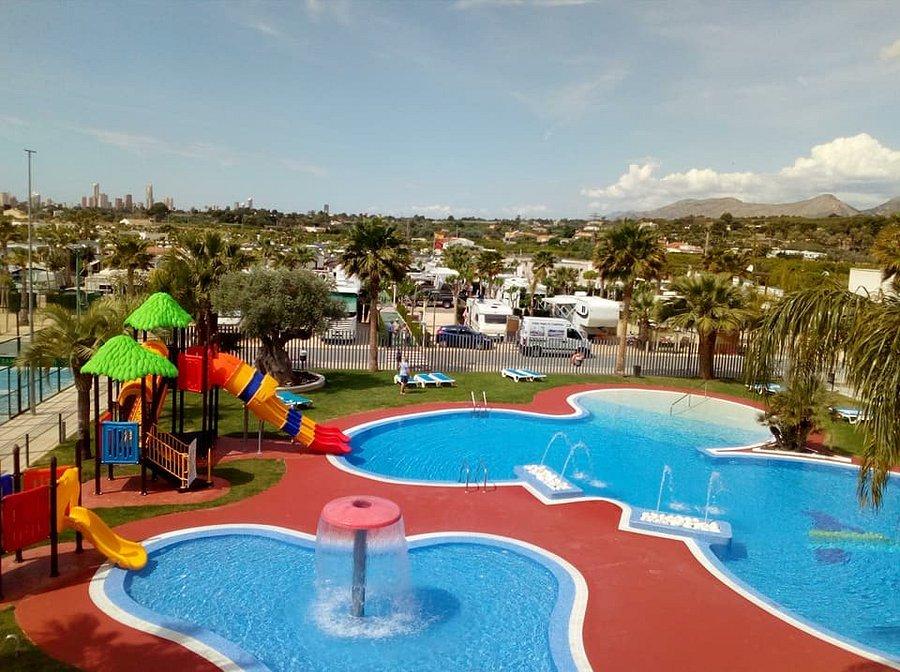 Camping Resort Almafra Benidorm Opiniones Comparación De Precios Y Fotos Del Campamento Tripadvisor
