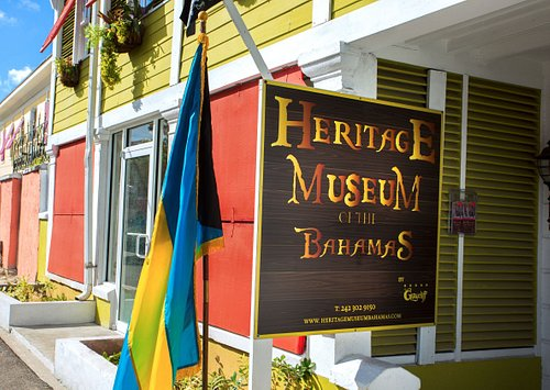 Guided Tours offered at the Heritage Museum of the Bahamas