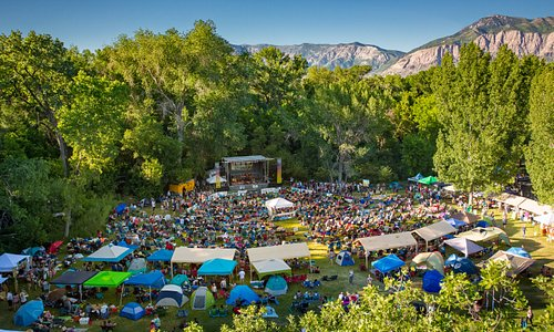 Ogden Music Festival starts next Friday! Enjoy some life music with some beautiful scenery