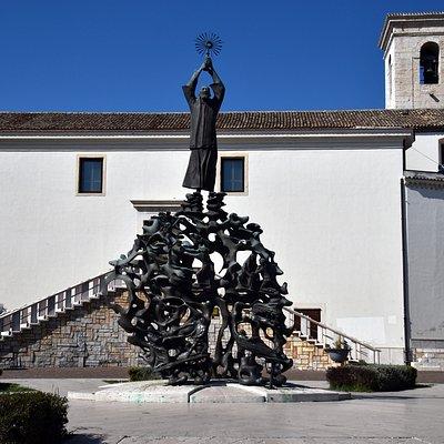 Padre Pio monument