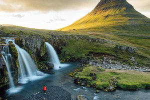 One of the most stunning waterfalls.