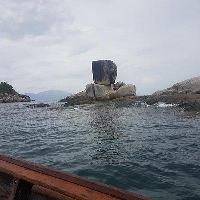le rocher :)