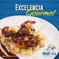 Conoce nuestra variedad de mariscos gourmet.