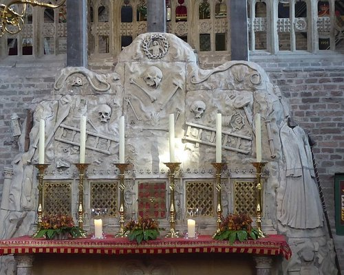 Jerusalem Chapel & Adornes Domain