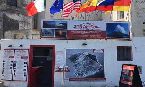 Stromboli Fire Trekking - Ufficio Centrale