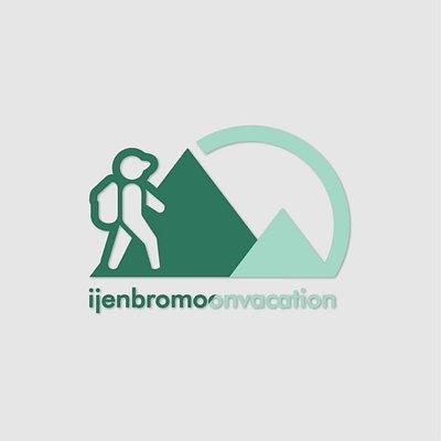 Ijen Bromo on Vacation logo