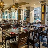 Inside Restaurant Photo
