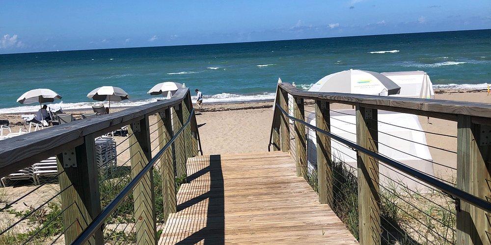 Path to the beach.