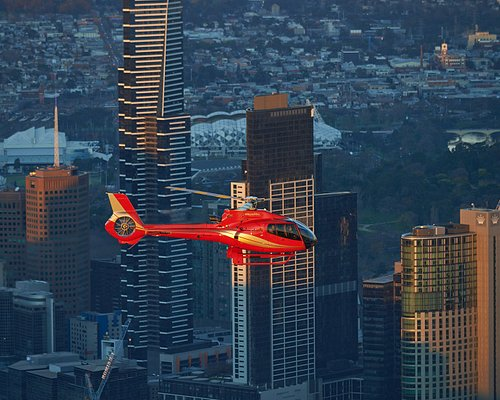 Operating Exclusive Melbourne City Tours daily.