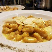 Gnocchi di patata Baroa ai tre formaggi