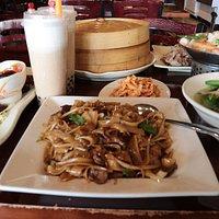Chow fun(Beef)