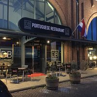 Also a Terrace is available in our restaurant, for a hot night in Ijmuiden.