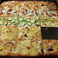 Grandi varietà di pizze