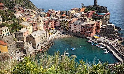 Cinque Terre Walk with Explore Tuscany