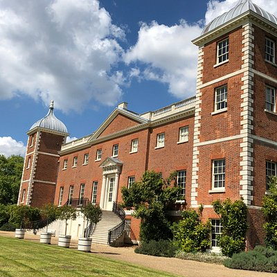 Osterley House Side