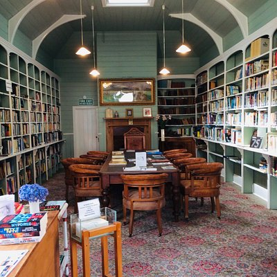 Inside the Coronation library