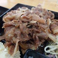豚すき焼き弁当