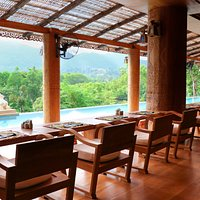 Marvelous restaurant with a touch of Thai Culture