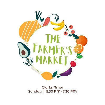 The Farmer's Market, Clarks Amer.