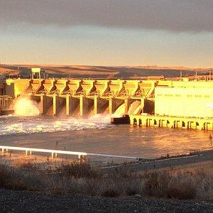 Ice Harbor Lock and Dam