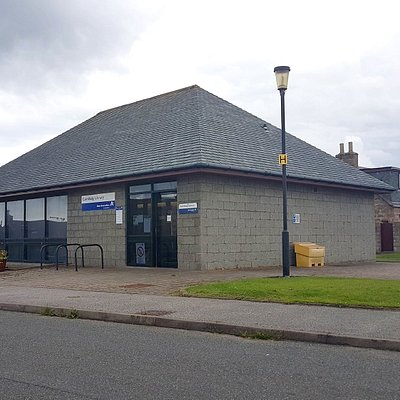 Cairnbulg Library