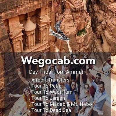 Day Trips in Jordan
