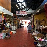 Wellington Indoor Market, Rhyl