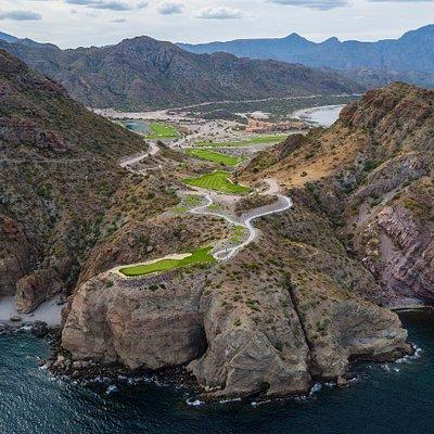 Panoramic View - TPC Danzante Bay Golf Course
