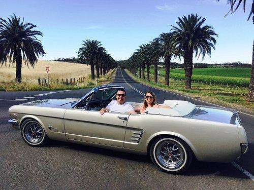 Mustang Convertible tours