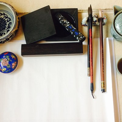 Learn the fundamentals in Chinese painting in 2 hours