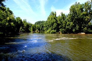 Au bord de l'eau, quoi de plus agréable pour se détendre !