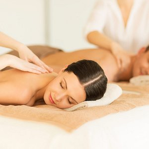 Couple's Massage in Corfu (Enthymesis)