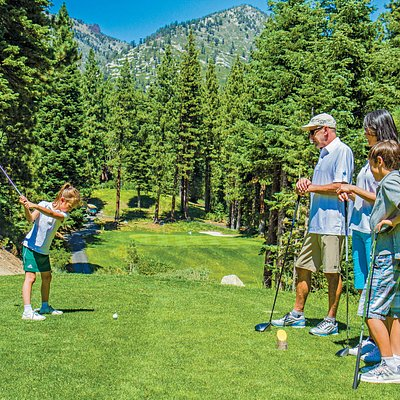 Incline Village Mountain Golf Course - Sunday Family Fun Day